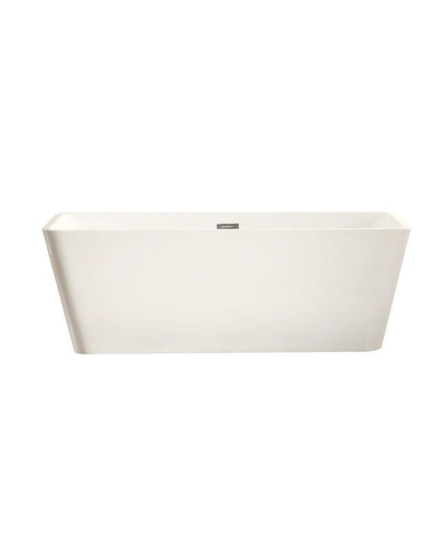 Azzuri Adele Acrylic Rectangular Bathtub