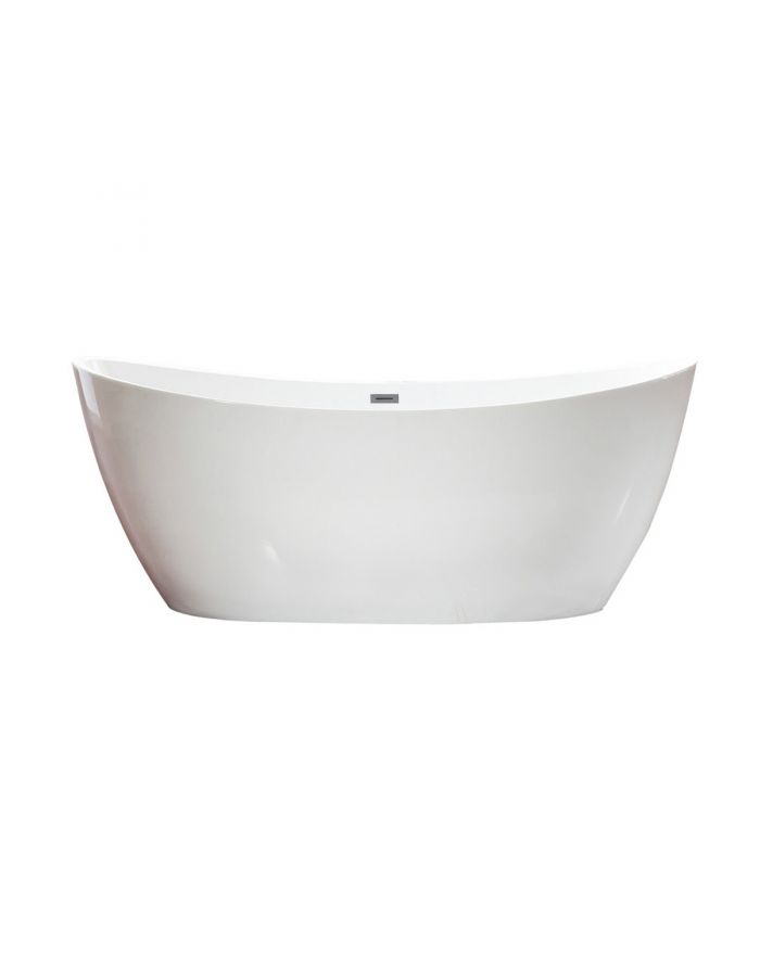 Azzuri Maya Acrylic Oval Bathtub