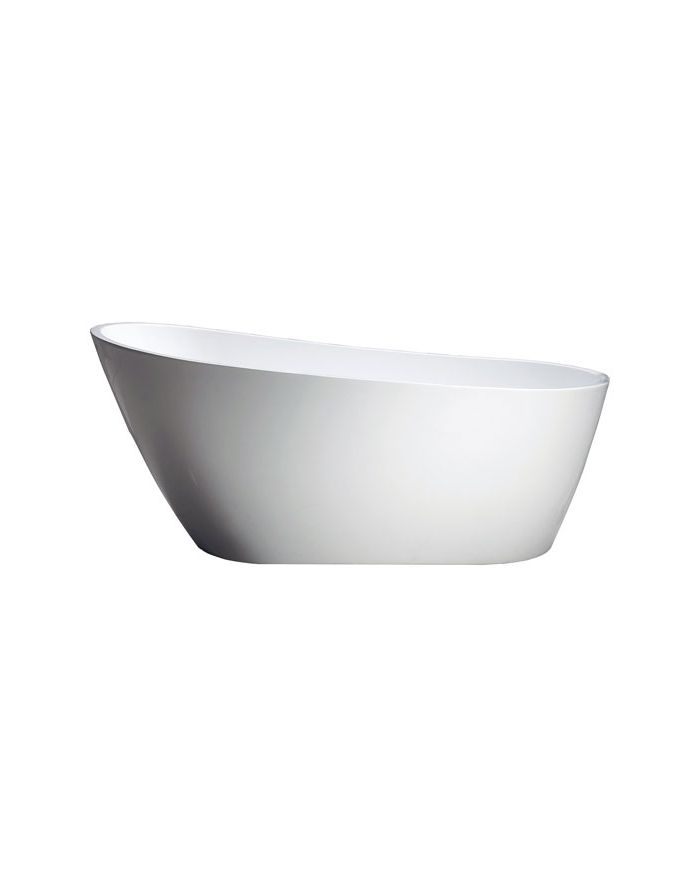 Azzuri Marisol Acrylic Oval Bathtub