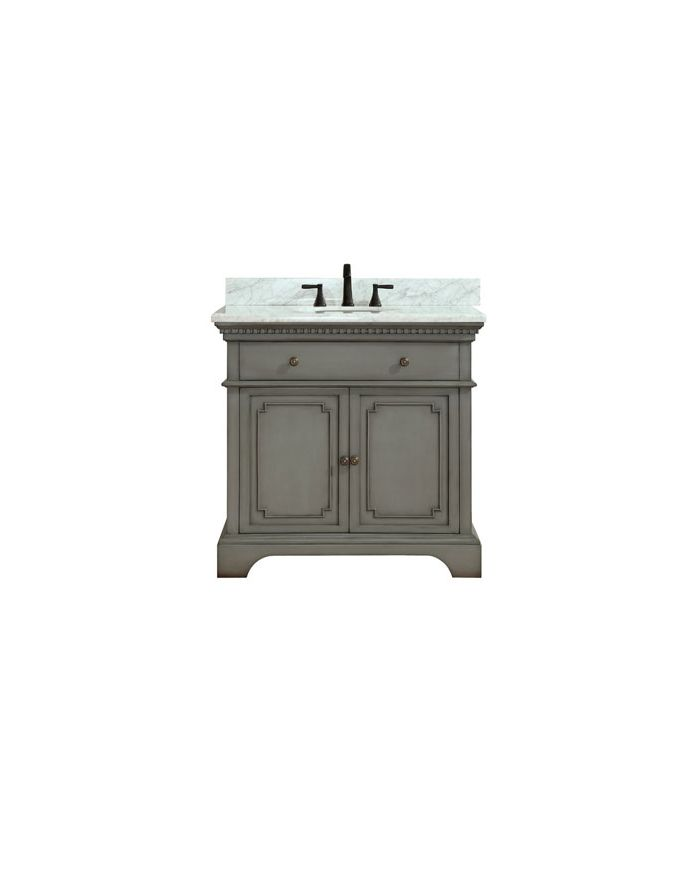 Hastings FG 37 in. Vanity Combo
