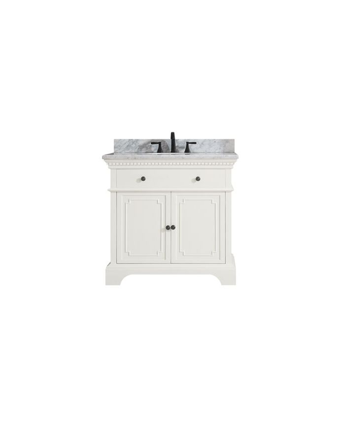 Hastings FW 37 in. Vanity Combo